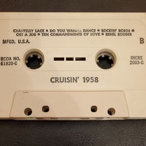 Other - 1958 ROCK&ROLL TUNES ~ CASSETTE TAPE